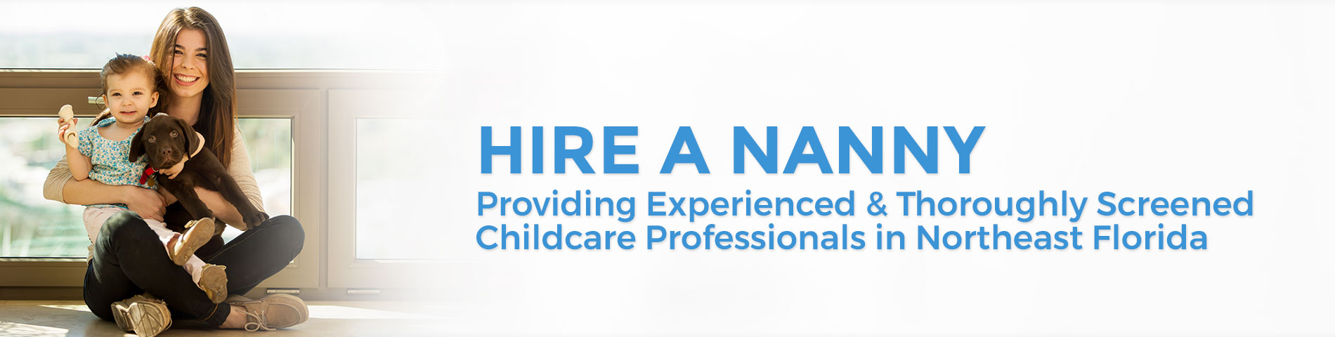 Hire A Nanny / Inquiries