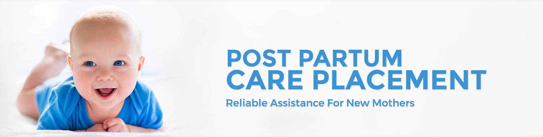 Post Partum Care Placement